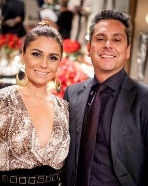 'Salve Jorge': Helô e Stênio vão se casar novamente