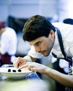 Chef de Lima em lista global faz da cozinha seu laboratório