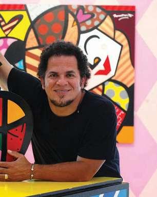 Artista brasileiro cativou Miami com obras alegres e 'fofas'