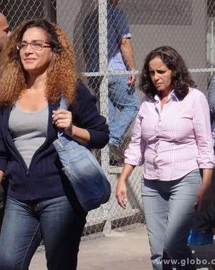 'Salve Jorge': temendo delação, Lívia ajuda Wanda a fugir da cadeia
