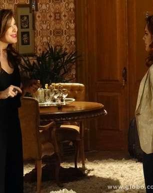 'Salve Jorge': Rosângela sofre ameaça ao tentar deixar máfia