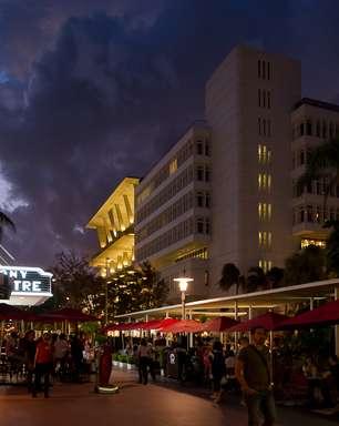 Lincoln Road reúne as lojas mais descoladas de Miami