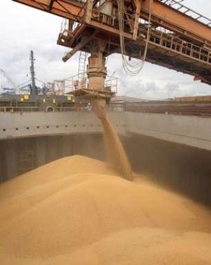 Brasil deve bater recorde de exportação de soja em maio