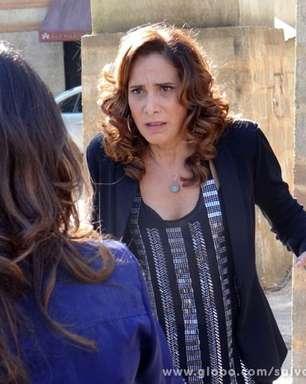 'Salve Jorge': em fuga, Wanda fica cara a cara com Morena