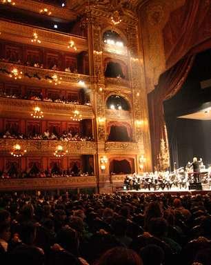 Teatro em Buenos Aires está entre os cinco melhores do mundo
