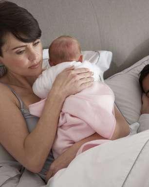 Pesquisa: exame de sangue pode prever se grávida terá depressão pós-parto
