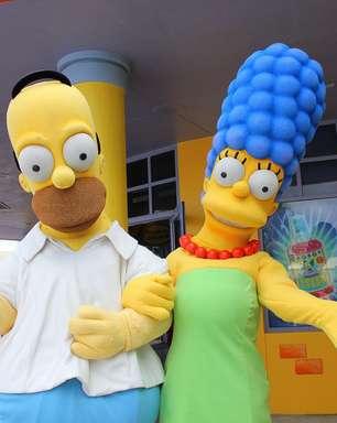 Os Simpsons ganham nova área em parque temático em Orlando