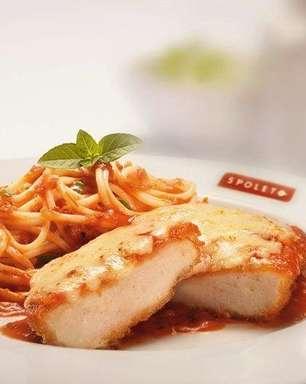 Rede de fast food tem menu inspirado na cidade de Parma