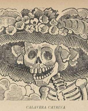 Caricatura da Morte anima festa popular em Aguascalientes