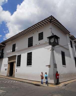 Casa de Bogotá fundiu as primeiras moedas de ouro da América