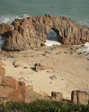 Conheça Jericoacara, no litoral cearense, o 'Caribe do agreste'