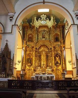 Igreja panamenha foi salva de pirata por truque de química