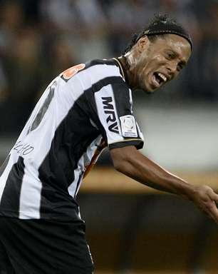 Turcos dizem que Besiktas quer Ronaldinho; técnico mostra interesse