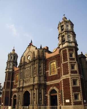 México tem basílica dedicada à santa padroeira da América