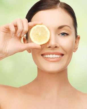 Expor a pele com limão ao sol causa manchas; saiba mais