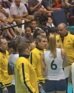 Grand Prix: Brasil se reabilita de derrota e passeia contra Porto Rico