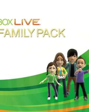 Assinantes do pacote família no Xbox Live Gold receberão contas individuais