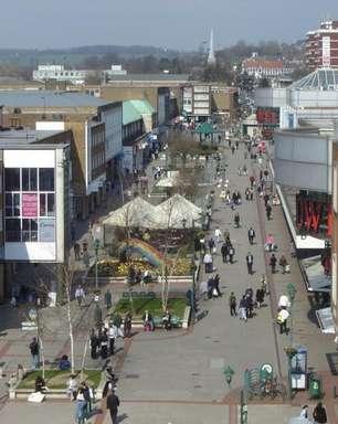 Pesquisa elege as cidades mais feias do Reino Unido; confira