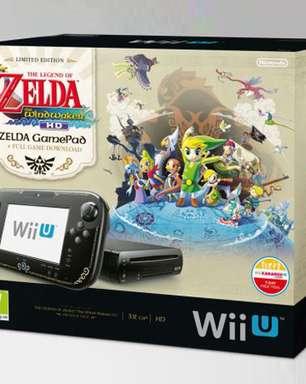 Wii U terá preço reduzido a partir de 20 de setembro