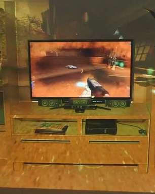 Microsoft diz que IllumiRoom é muito caro para Xbox One