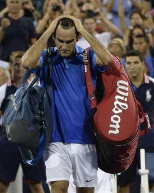 Roger Federer desfalca Suíça em confronto contra Equador na Copa Davis