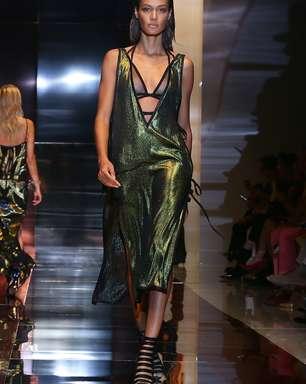 Milão aposta em estampas e cores vivas para o verão 2014