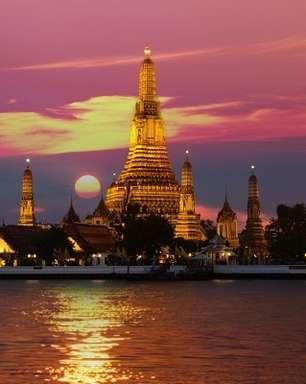 Bangkok fechará 2013 como o destino mais visitado no mundo