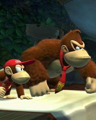 'Donkey Kong Country: Tropical Freeze' é adiado pela 2ª vez