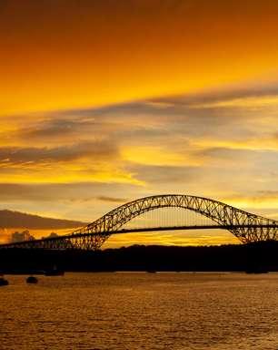 Ponte no Panamá foi única ligação das Américas por 42 anos