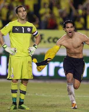Farc acompanham alegria da Colômbia por classificação para Copa do Mundo