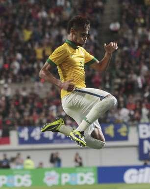 Caçada em campo, Seleção mantém boa fase e vence Coreia do Sul