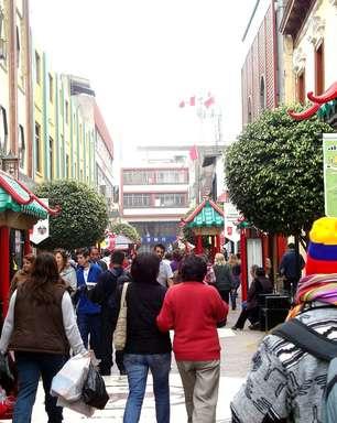 Bairro de Lima abriga maior comunidade chinesa da AL