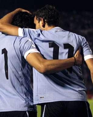Uruguai vence Argentina, mas joga repescagem pela 4ª vez seguida