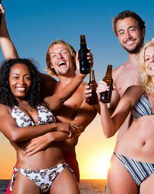 Festa com muita bebida e pouca roupa gira economia de Cancún