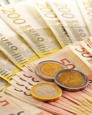 Pouco presente no Brasil, euro tem cotação balizada ao dólar