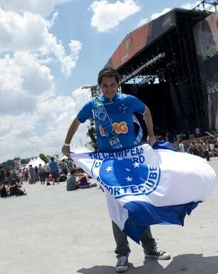 Mineiro divide fim de semana entre Blur e Cruzeiro campeão