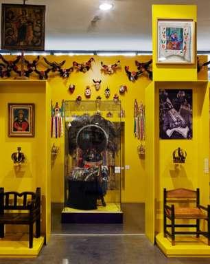 Museu em São Paulo mostra riqueza da cultura negra no Brasil