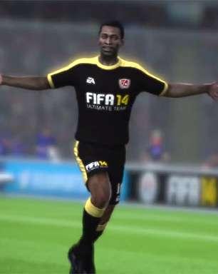 Veja como é Pelé em 'FIFA Ultimate Team Legends', conteúdo do Xbox