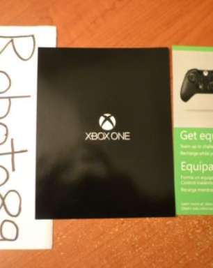 Pessoas vendem conquista 'Day One' do Xbox One no eBay