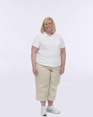 Mulher consegue engravidar aos 40 anos após perder 44 kg