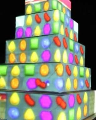 Veja bolos de casamento inspirados em jogos de videogame