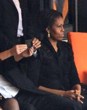 Foto de Obama com premiê da Dinamarca constrange Michelle