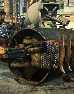 Com diversas combinações de armas e carros, 'Dead Rising 3' é diversão com zumbis