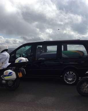 Corpo de Mandela volta ao Hospital Militar de Pretória