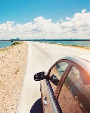 Ao voltar da praia, lave o carro para evitar corrosão