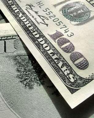 Saldo cambial negativo brasileiro valoriza dólar