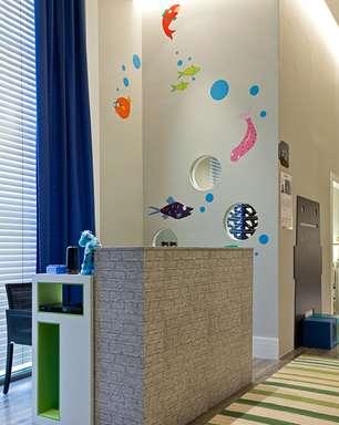 Projetos mostram como criar quarto divertido para seu filho
