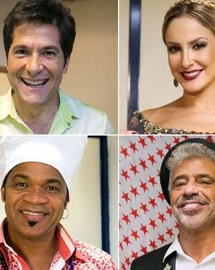 Carnaval e férias: veja os planos dos técnicos para depois do The Voice