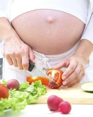 Dieta rica em gordura durante gravidez afeta cérebro dos bebês