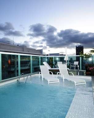 Cobertura de 250 m² no Tatuapé tem charme em preto e branco